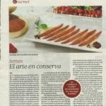 Consservas Serrats en ABC Gourmet
