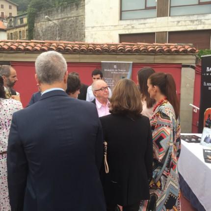 Aperitivo de los Premios Más Gastronomía 2015