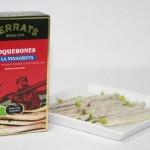 Boquerones a la vinagreta Serrats
