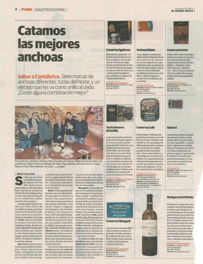 cata-anchoas-del-cantabrico-en-diario-vasco-conservas-serrats1