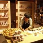Feria Slow Food organizado por Alhóndigas en la que participó Conservas Serrats