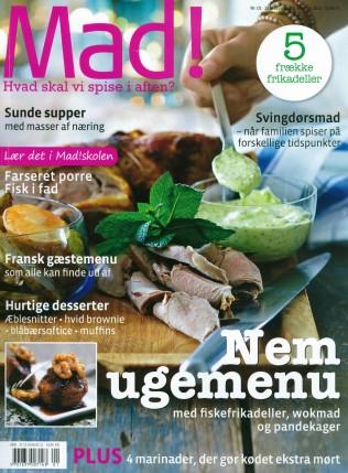 Revista alimentación Mad