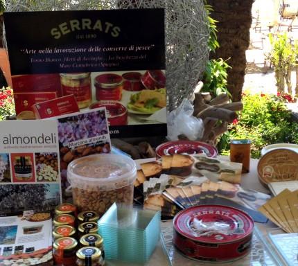 Conservas Serrats en el Longino Food Experience Day